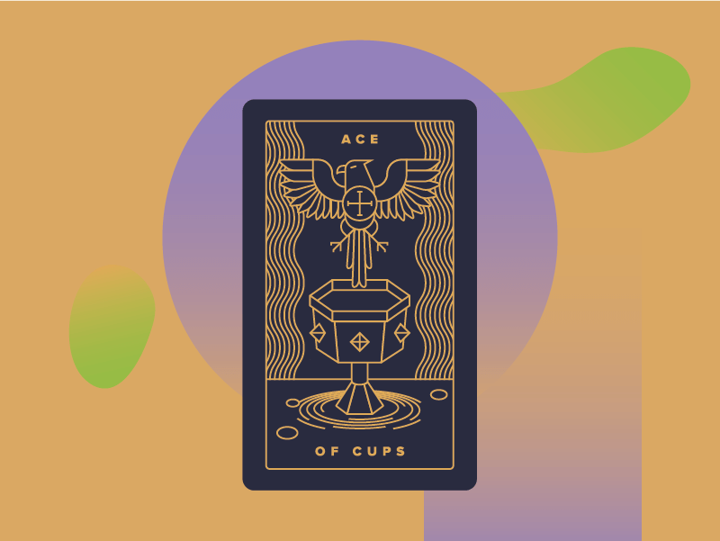 Ace of Cups Meaning - Tarot Card Meanings