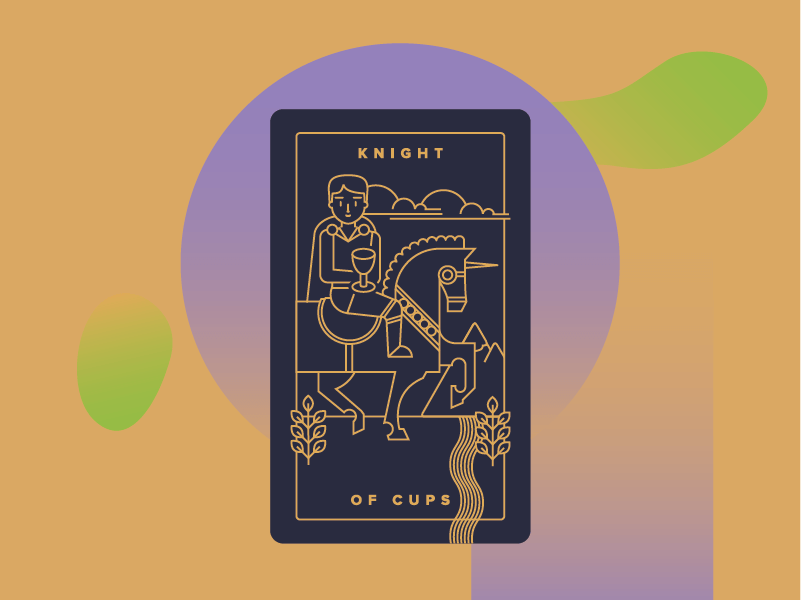 Knight of Cups Meaning - Tarot Card Meanings