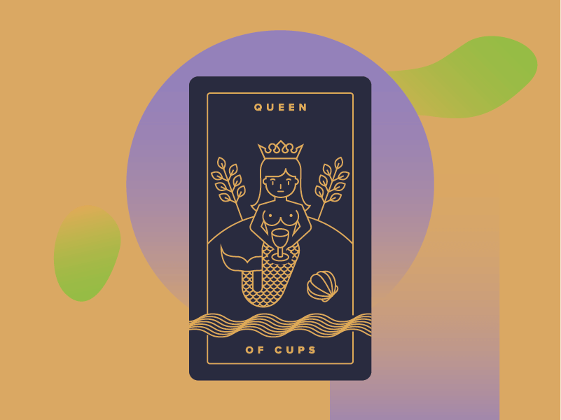 Queen of Cups Meaning - Tarot Card Meanings