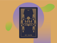Six of Cups Meaning - Tarot Card Meanings