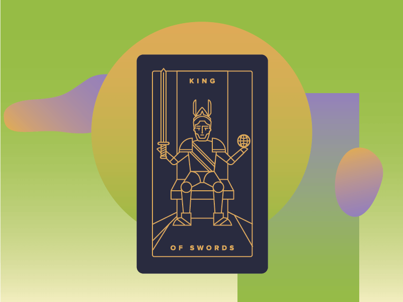 King of Swords Meaning - Tarot Card Meanings