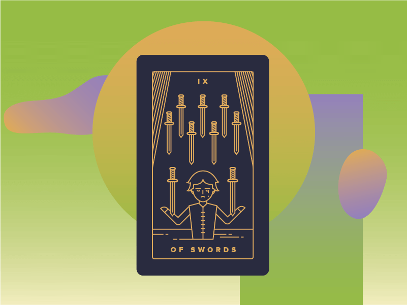 Nine of Swords Meaning - Tarot Card Meanings