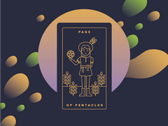 Page of Pentacles Meaning - Tarot Card Meanings