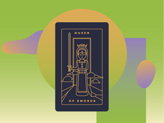 Queen of Swords Meaning - Tarot Card Meanings