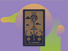Ace of Wands Meaning - Tarot Card Meanings