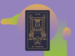 King of Wands Meaning - Tarot Card Meanings