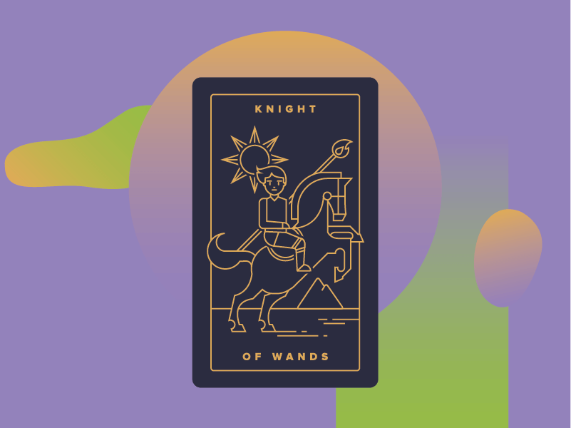 Knight of Wands Meaning - Tarot Card Meanings