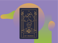 Two of Wands Meaning - Tarot Card Meanings