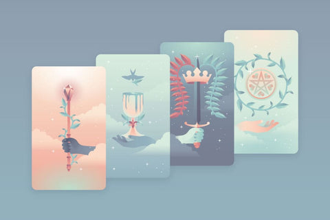 The Minor Arcana of the Tarot de Marseille: Numerology of Pip Cards