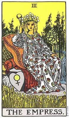 The Empress Meaning - Major Arcana Tarot Card Meanings – Labyrinthos