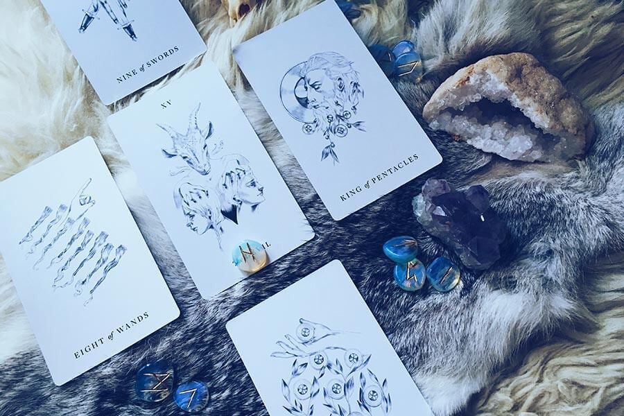 A Full Moon in Capricorn Tarot Spread – Labyrinthos