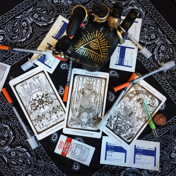Tarot and the Erotic - an Interview with Maggie Mayhem, Activist