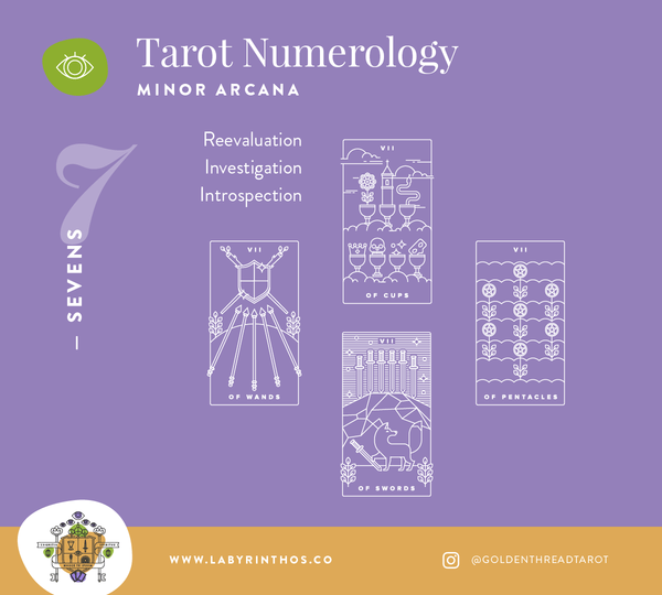 Tarot And Numerology What Do Numbers In Tarot Mean For The Minor