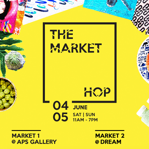 The Market Hop 2016