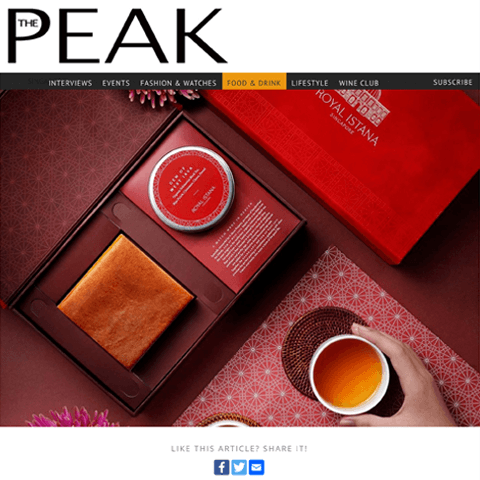 The Peak Magazine