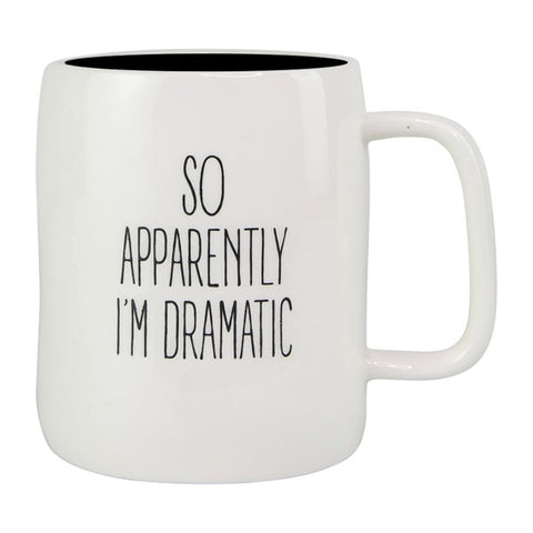 G- Mary Square I'm Dramatic Coffee Mug