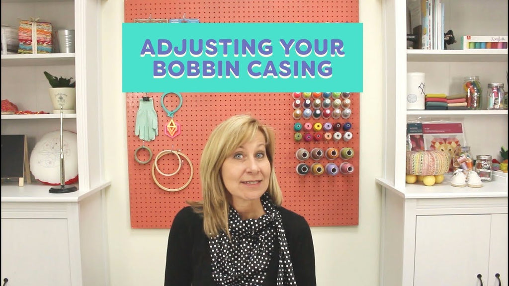 How to Adjust Your Bobbin Tension