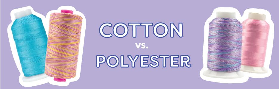 Quilting With Cotton vs Polyester – What's the Difference?