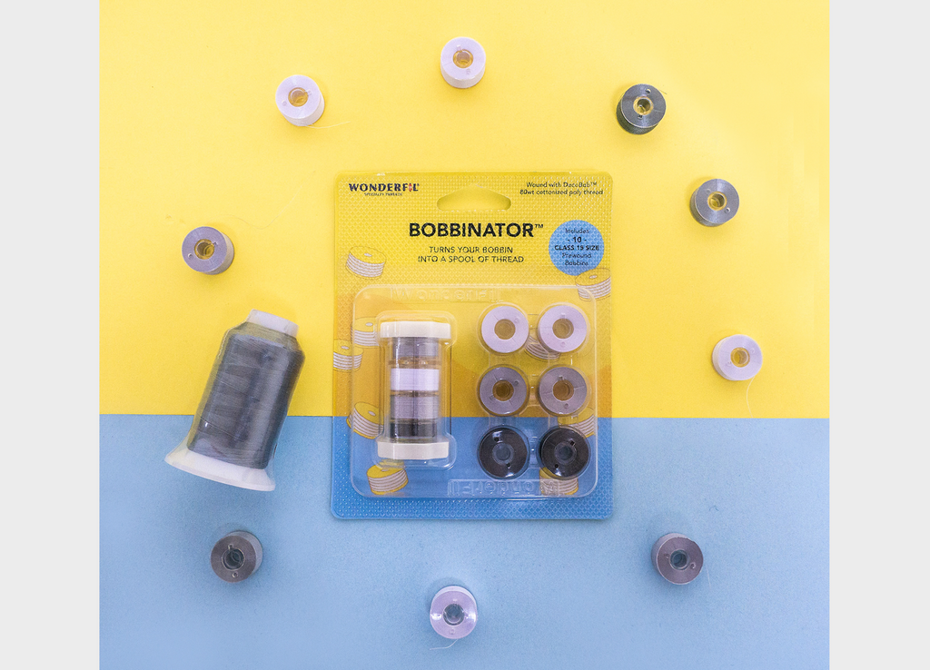 Introducing the Bobbinator™ – A Unique Sewing Accessory