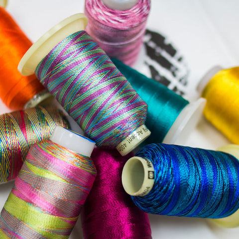 Accent™ 12wt/2ply Rayon Thread