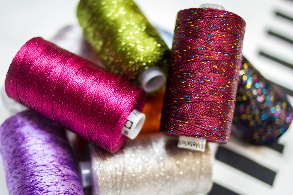 Dazzle™ 8wt/6ply Rayon with Metallic Thread