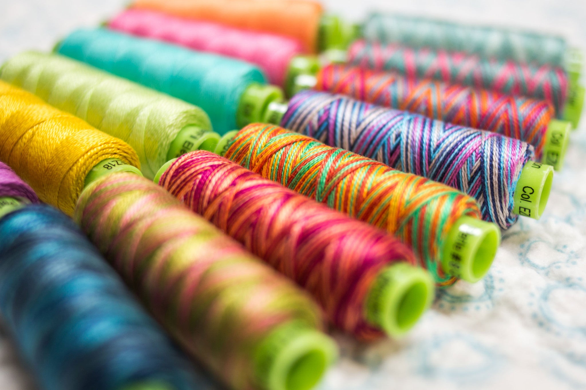 Eleganza™: Egyptian Cotton Thread for Hand Embroidery by Sue Spargo