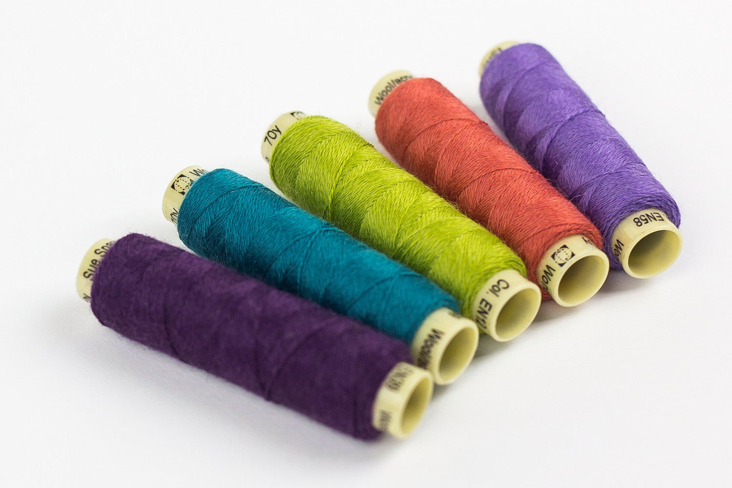 Sue Spargo Ellana™ 12wt Wool Thread