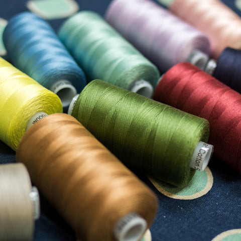 Konfetti™ 50wt Egyptian Cotton Thread