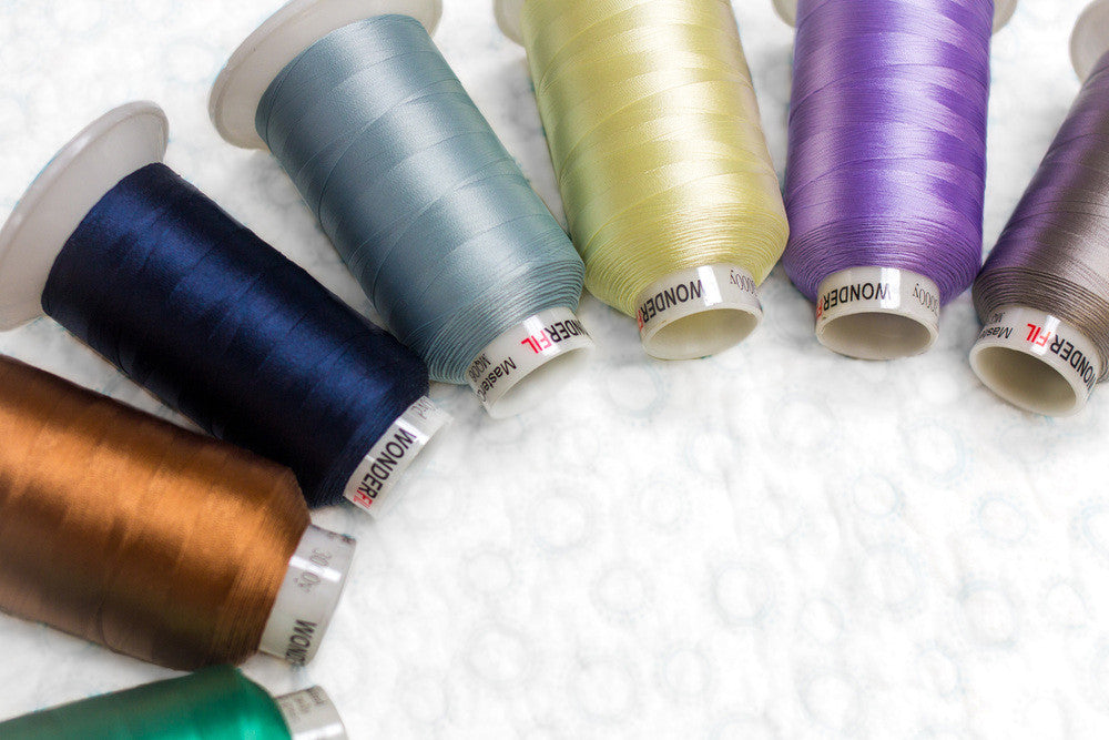 Master Quilter™ 40wt Longarm Cottonized Polyester Thread