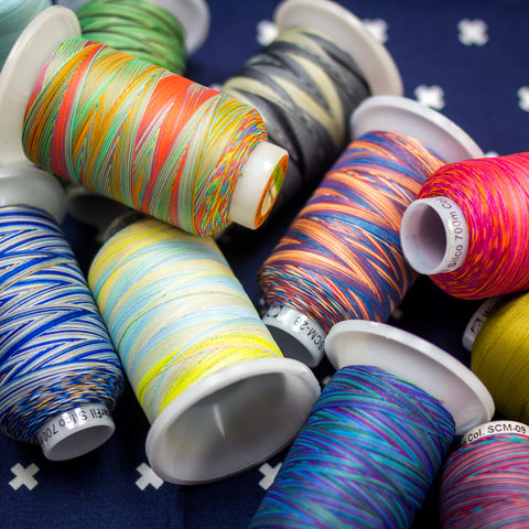 Silco™ 35wt Lint-Free Cotton Embroidery Thread