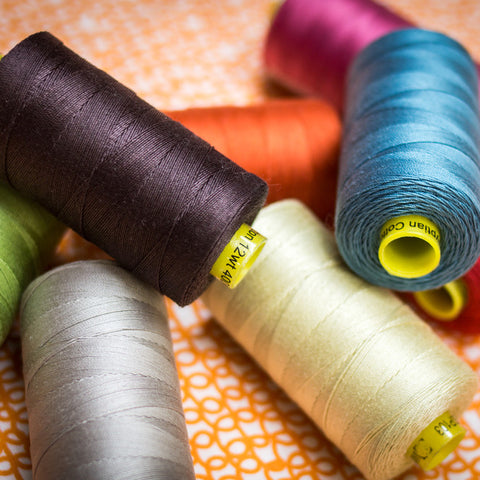 Spagetti™ 12wt Egyptian Cotton Quilting Thread