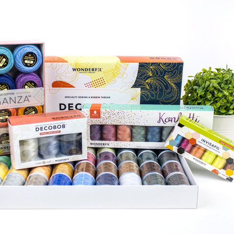 Sewing Thread Packs & Accessories
