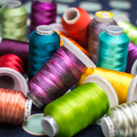 Splendor™ 40wt Rayon Thread
