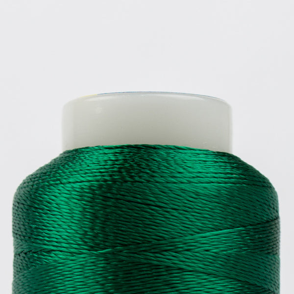 AC100 - Accent 12wt Rayon Evergreen Thread - wonderfil-online-uk