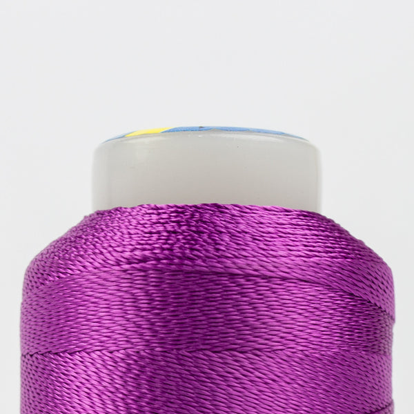 AC111- Accent 12wt Rayon Magenta Thread - wonderfil-online-uk