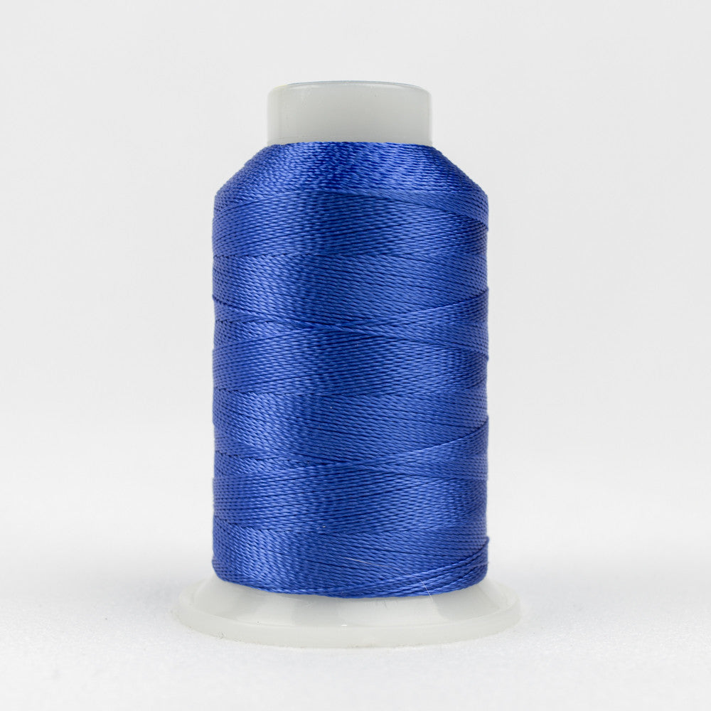 AC137 - Accent 12wt Rayon True Blue Thread - wonderfil-online-uk