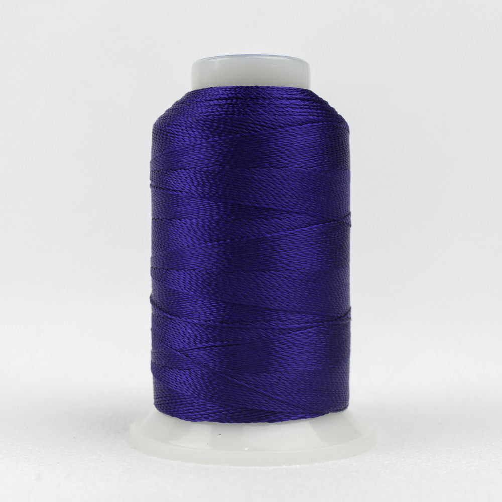 AC50 - Accent 12wt Rayon Dark Blue Thread - wonderfil-online-uk