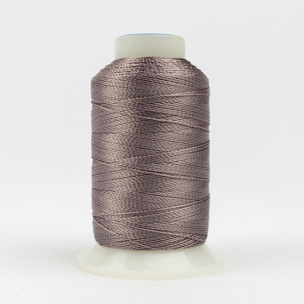 AC7133 - Accent 12wt Rayon Natural Plum Thread - wonderfil-online-uk
