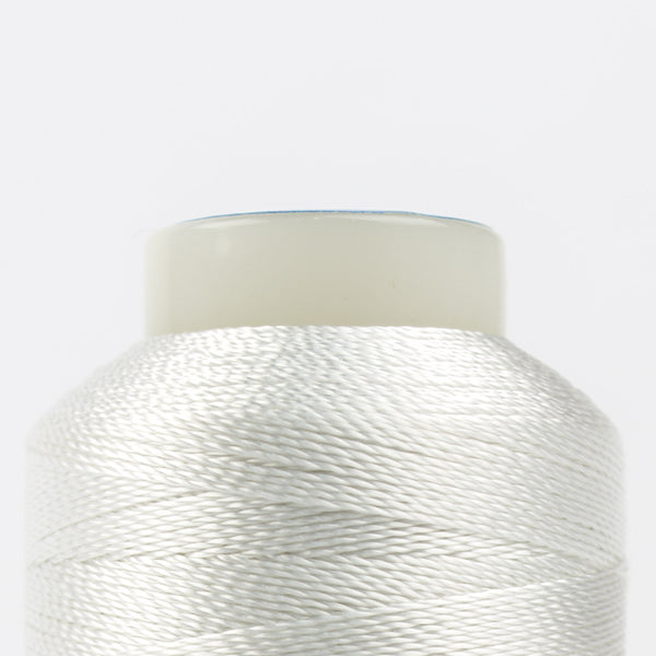 AC8101 - Accent 12wt Rayon White Thread - wonderfil-online-uk