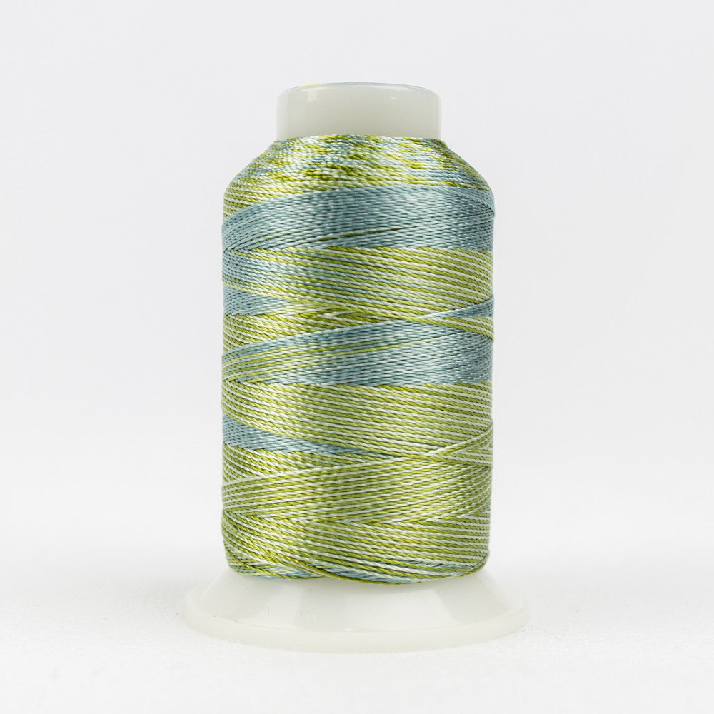 ACM01 - Accent 12wt Rayon Avocadoes Thread - wonderfil-online-uk