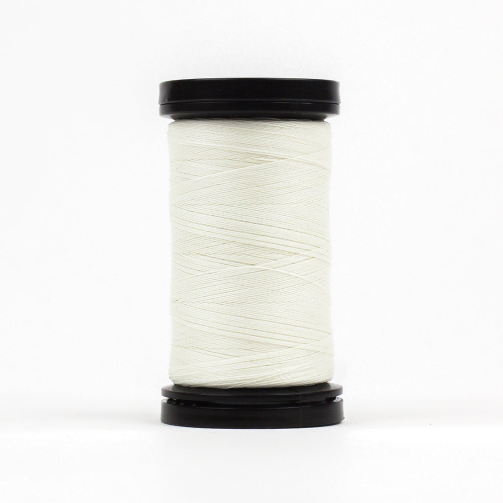 AR02 - Ahrora 40wt Glow in the Dark Polyester Cream Thread - wonderfil-online-uk
