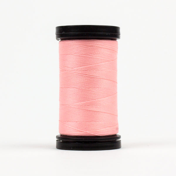 AR06 - Ahrora 40wt Glow in the Dark Polyester Impatients Pink Thread - wonderfil-online-uk