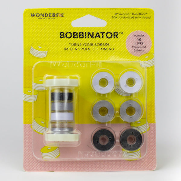 Bobbinator™ - Bobbins Thread Size L - wonderfil-online-uk