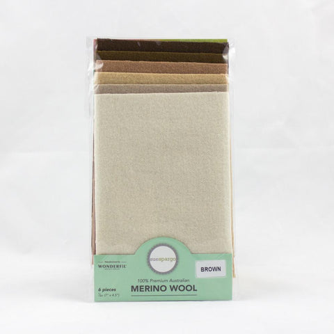 1/64 Merino Wool Packs: Sue Spargo