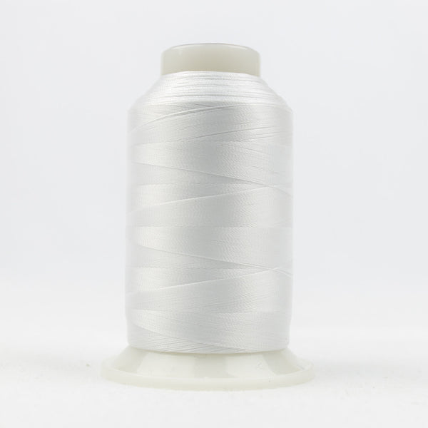 DB104 - DecoBob All Purpose Cotton Polyester White Thread - wonderfil-online-uk