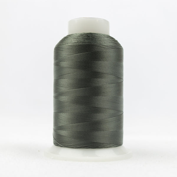 DB111 - DecoBob All Purpose Cotton Polyester Metal Grey Thread - wonderfil-online-uk