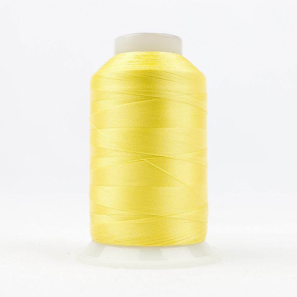 DB118 - DecoBob All Purpose Cotton Polyester Soft Yellow Thread - wonderfil-online-uk