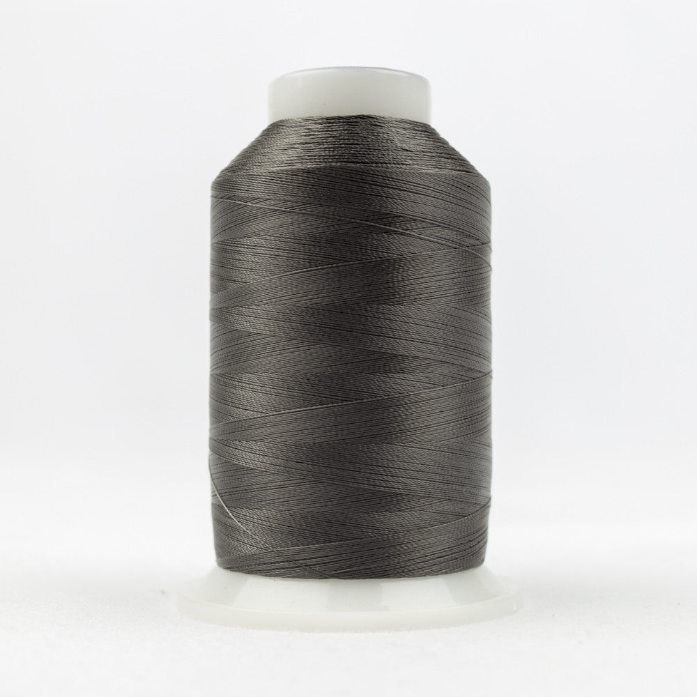 DB168 - DecoBob All Purpose Cotton Polyester Charcoal Thread - wonderfil-online-uk