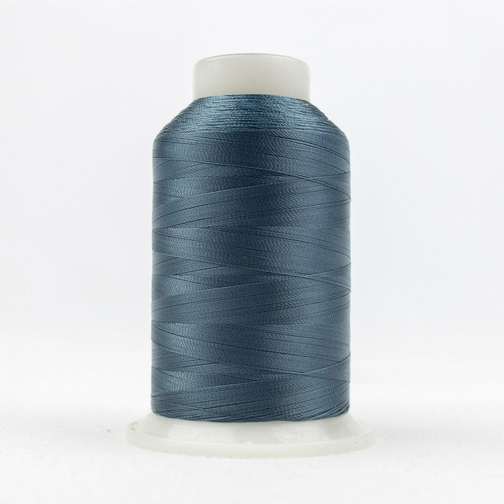 DB315 - DecoBob All Purpose Cotton Polyester Metal Blue Thread - wonderfil-online-uk