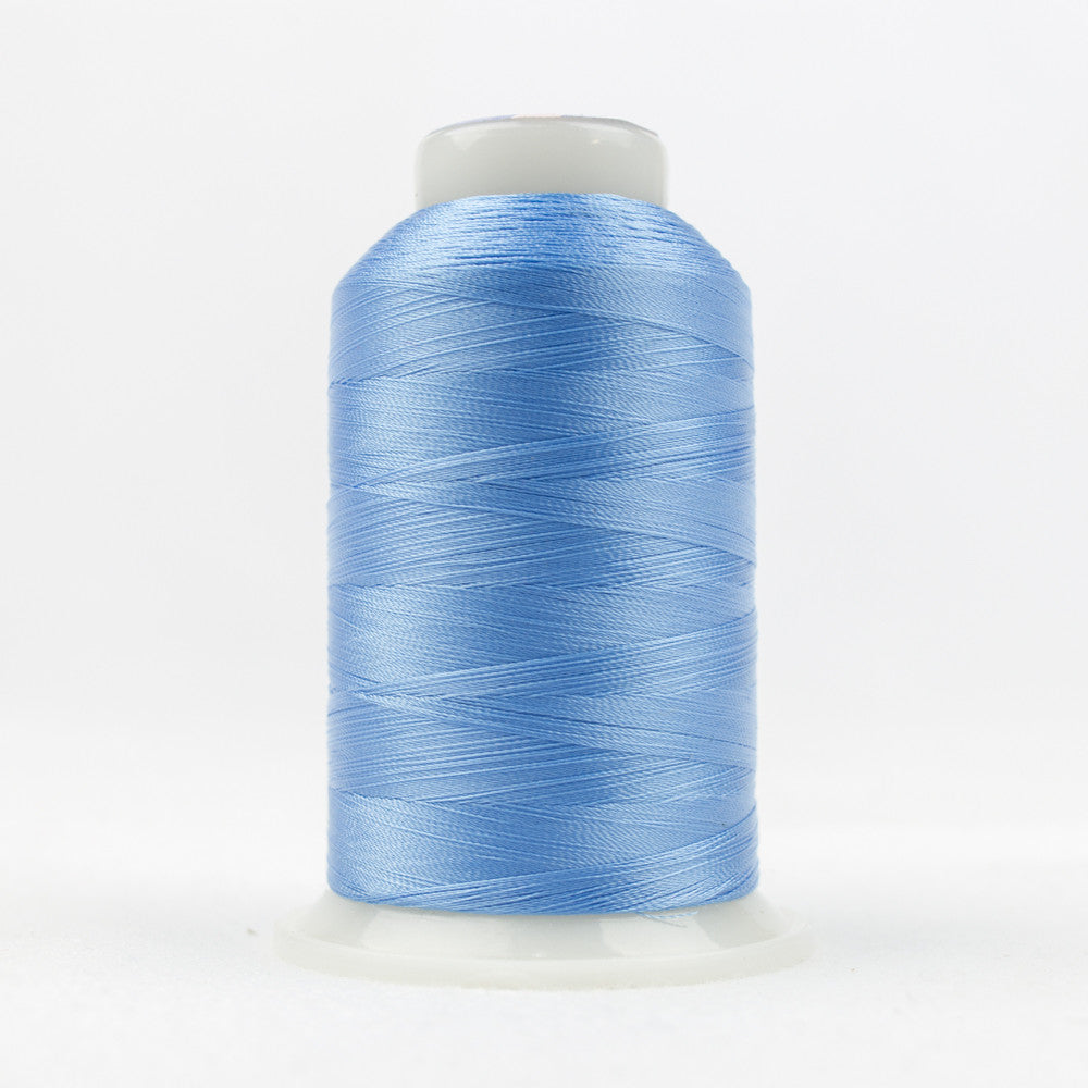 DB319 - DecoBob All Purpose Cotton Polyester Sky Blue Thread - wonderfil-online-uk